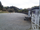 粟又の滝駐車場
